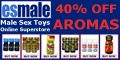 Massive aroma sale 40% off selected adult room aromas